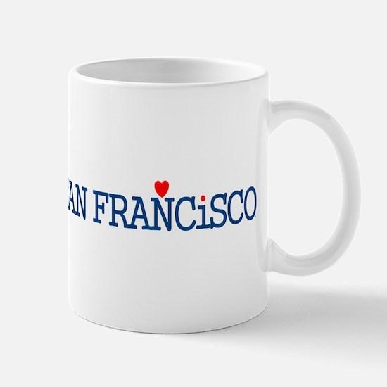 San Francisco, SF, California, CA, The City By The