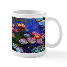 Monet - Water Lilies 1916 Small Mugs