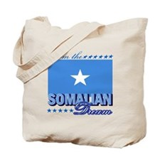 I am the Somalian Dream Tote Bag