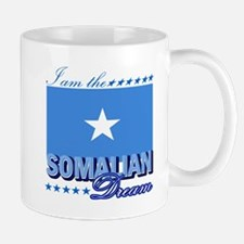 I am the Somalian Dream Small Small Mug