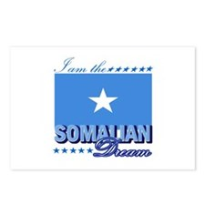 I am the Somalian Dream Postcards (Package of 8)