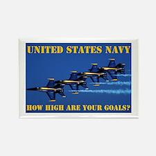 U.S. NAVY Rectangle Magnet (10 pack)