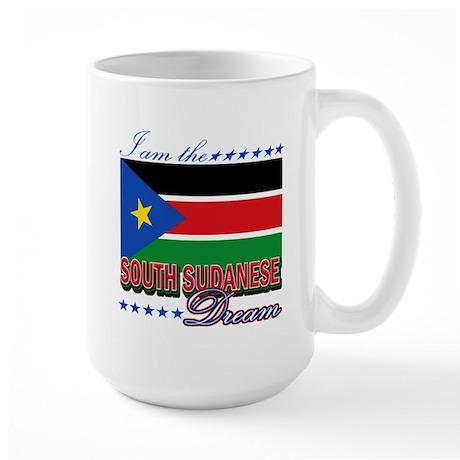 I am the South Sudanese Dream Large Mug