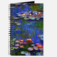 Monet - Water Lilies 1916 Journal