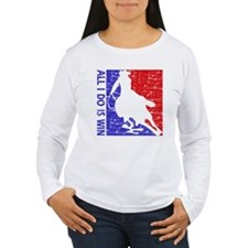 All I do is win Speed Skate designs T-Shirt