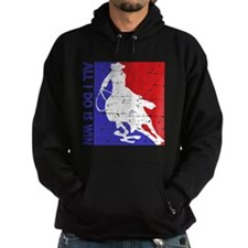 All I do is win Speed Skate designs Hoodie