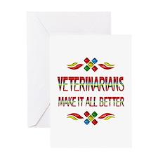 Veterinarians Greeting Card