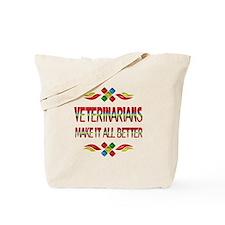 Veterinarians Tote Bag