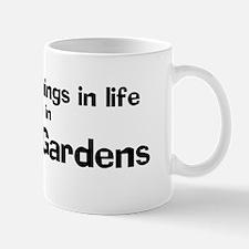Winter Gardens: Best Things Mug