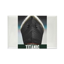 Titanic Centennial Rectangle Magnet