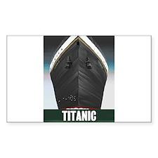 Titanic Centennial Decal