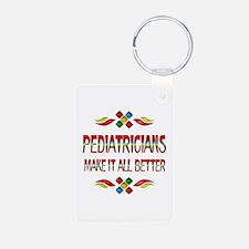 Pediatricians Keychains