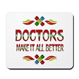 Doctor Classic Mousepad