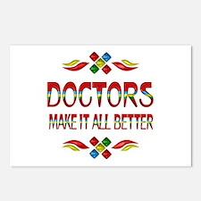 Doctors Postcards (Package of 8)