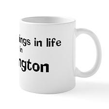 Wilmington: Best Things Mug
