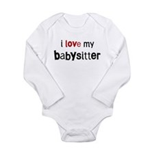Babysitter Body Suit