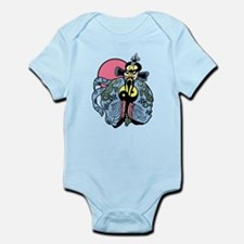 Little China Infant Bodysuit