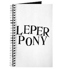 Leper Pony Journal