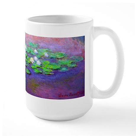 Monet Large Mug