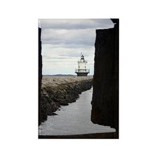 Spring Point Light Rectangle Magnet