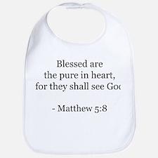 Matthew 5:8 Bib