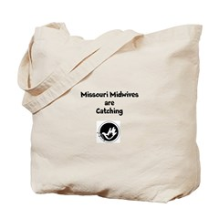 Missouri Midwives Assocation Tote Bag