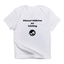 Missouri Midwives Assocation Infant T-Shirt