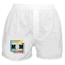 What is a Volleyball Mom.png Boxer Shorts