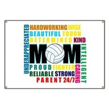 What is a Volleyball Mom.png Banner