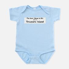 Treasure Island: Best Things Infant Creeper