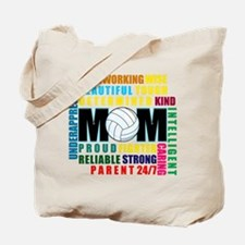 What is a Volleyball Mom.png Tote Bag