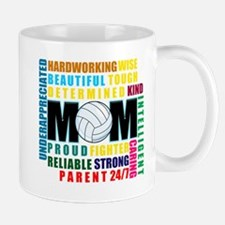 What is a Volleyball Mom.png Mug