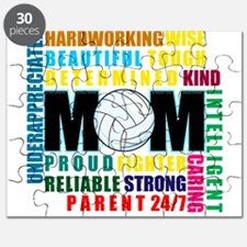 What is a Volleyball Mom.png Puzzle