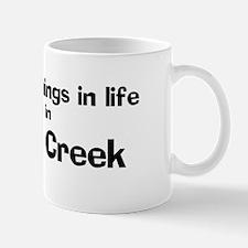 Willow Creek: Best Things Mug
