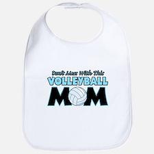 Volleyball Mom Bib