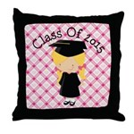 Class of 2015 Throw Pillow