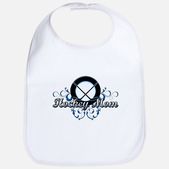 Hockey Mom (puck).png Bib