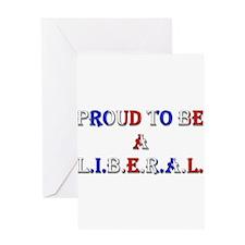 Liberalfront02.jpg Greeting Card