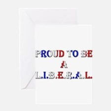 Liberalfront02.jpg Greeting Card