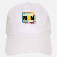 What is a Tennis Mom.png Baseball Baseball Cap
