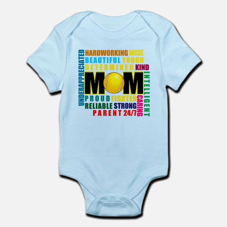 What is a Tennis Mom.png Infant Bodysuit