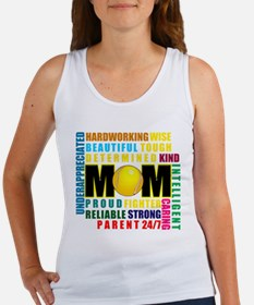What is a Tennis Mom.png Women's Tank Top