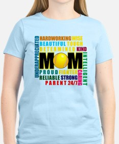 What is a Tennis Mom.png T-Shirt