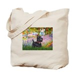 Garden (Monet) - Scotty Tote Bag