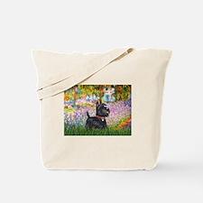 Garden (Monet) - Scotty Tote Bag