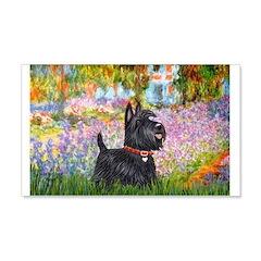 Garden (Monet) - Scotty Wall Decal