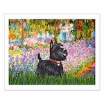 Garden (Monet) - Scotty Small Poster