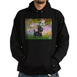 Garden (Monet) - Scotty Hoodie (dark)