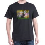 Garden (Monet) - Scotty Dark T-Shirt