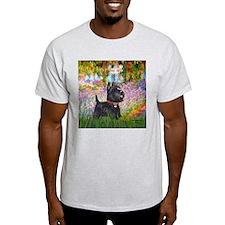 Garden (Monet) - Scotty T-Shirt